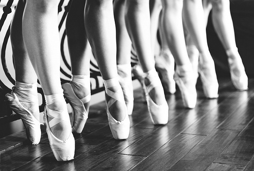 Why I Quit Ballet