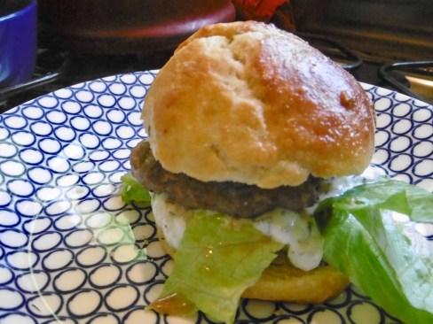Fertiger Sultans Burger