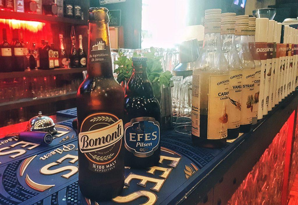 Турецкое пиво