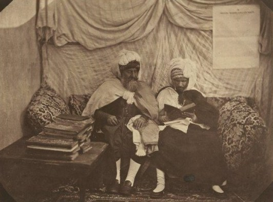 Mohamed Larguech, Ahmed Ben Merad 1857