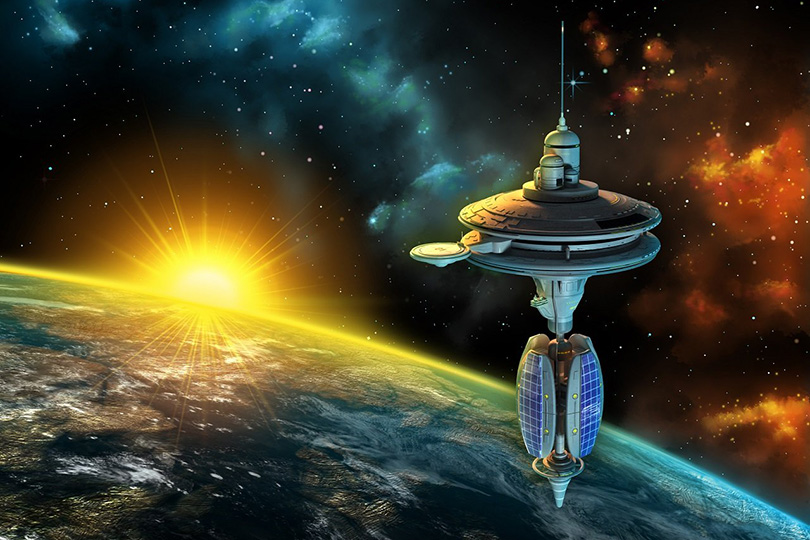 اسرار الفضاء ماذا يحدث إذا تحولت افلام الخيال العلمي الى حقيقة