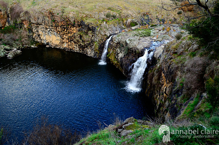 Turpins Falls Water Swimming Hole