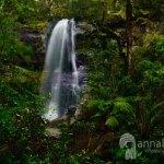 Upper Kalimna Falls during Chasing Waterfalls trip to Lorne