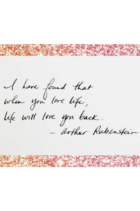 Loving Life and Living Free | Quote of the week