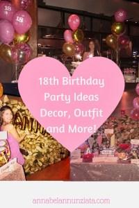 My 18th Birthday Weekend 🎉🎈✨