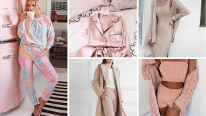 The prettiest fall/winter loungewear ideas