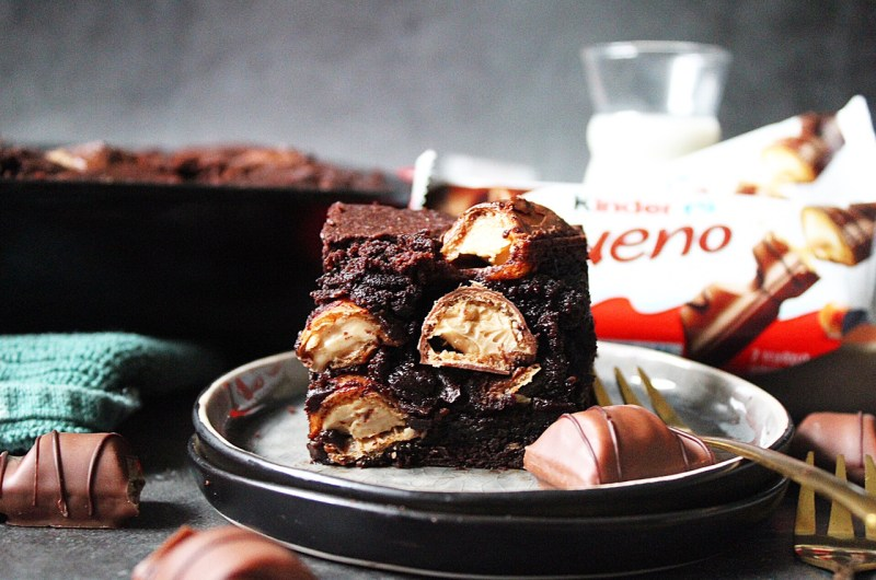 Kinder bueno brownies