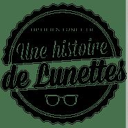 Logo Une histoire de lunettes Opticiens