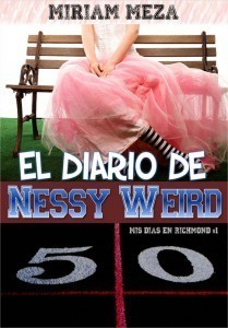 El diario de Nessy Weird Mis días en Richmond (Primera Parte) eBook Miriam Meza Amazon.es Tienda Kindle - Mozilla Firefox