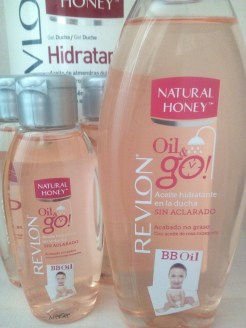 Oil and Go_Natural Honey