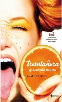 Treintañera (y a mucha honra) - Amabile Giusti - Mozilla Firefox