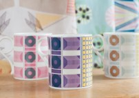 Teacups in Kirkby Design - Image by Brian Law
