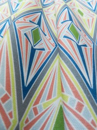 Canopy Fabric Close Up