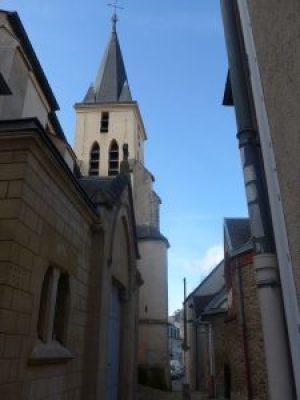 Eglise St Médard, Brunoy