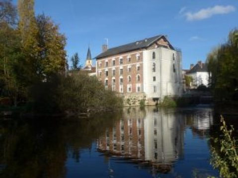 Discovering the River Yerres: Mill at Brunoy