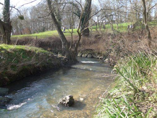 Le Morbras, Parc du Morbras, Sucy-en-Brie