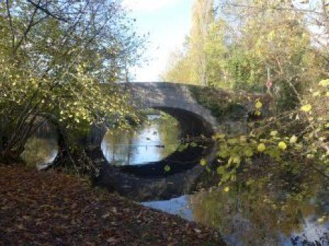 Discovering the River Yerres: Pont de Soulins, Brunoy