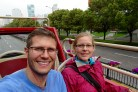 Us on the Shanghai sightseeing bus