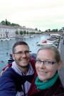 Selfie in Peschiera del Garda