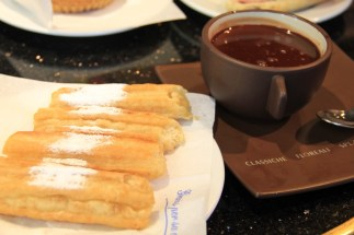 Churros - yum!