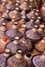 Fez pottery factory