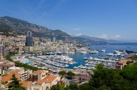 View of Monaco from the Royal Palace