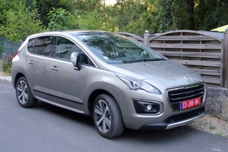 Our Peugeot 3008