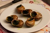 Escargot from Chateau Jumilhac