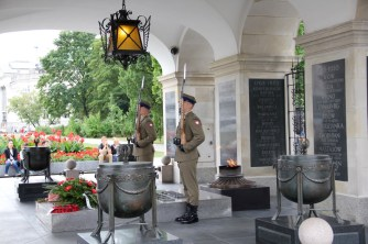 Warszawa Tomb of the Unknown Soldier