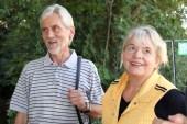 My parents in St Jacob's