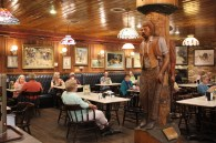 Wall Drug South Dakota - can you spot the only person in the room under 40?