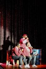 Boyz II Men at the Mirage hotel in Las Vegas