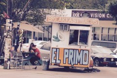 El Primo food truck in Austin, Texas