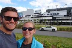 Daytona - the birthplace of NASCAR