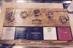 Jack Daniel's Factory Tour in Lynchburg, Tennessee