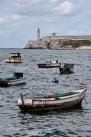 Havana view of the port