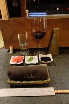 Osaka restaurant, Santiago, Chile