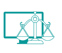 legal writing writing for lawyer websites scales of justice legal marketing inbound marketing content Anna Blanch rabe