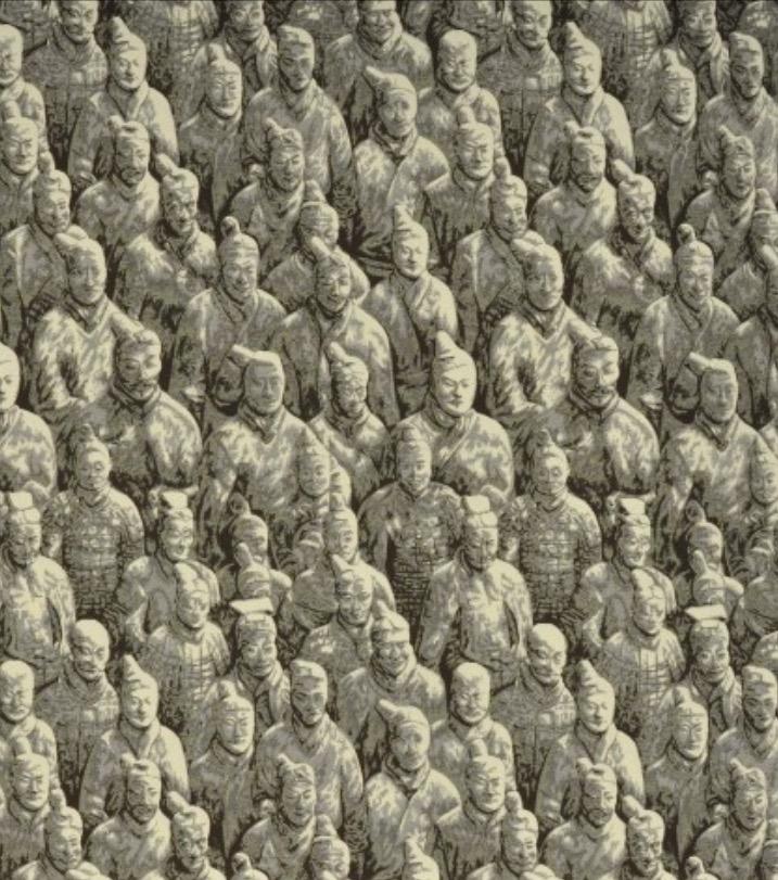 terrakottaarmen
