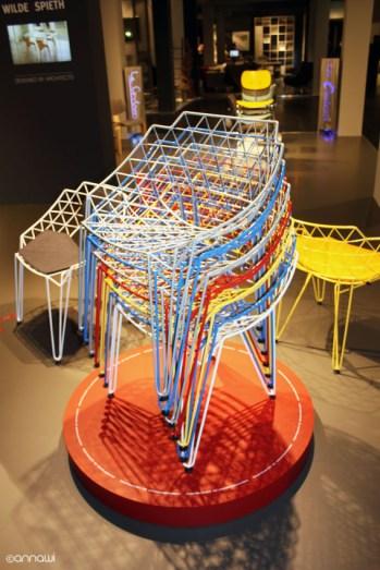Egon Eiermann - Design in Halle 3.1
