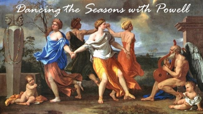 Dancing the Seasons with Powell #3