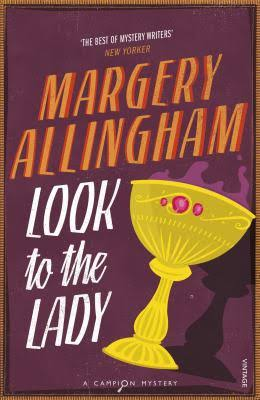 My introduction to Margery Allingham