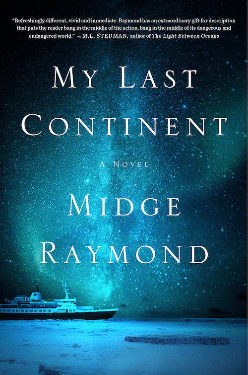 Love among the penguins - Q&A with Midge Raymond