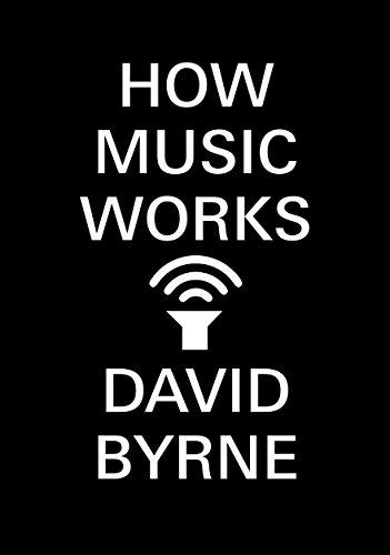 A Talking Head talks about music