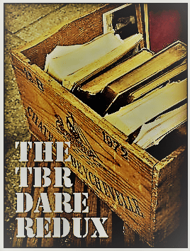 The TBR Dare is back!