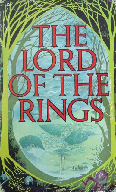 LOTR Readalong Month Two: The Fellowship of the Ring