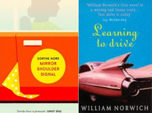 Two books about Learning to Drive...
