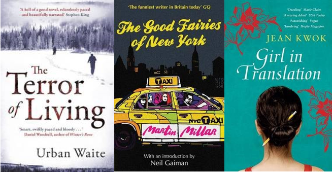 3 from April 2011 Set in the USA - Waite - Millar - Kwok
