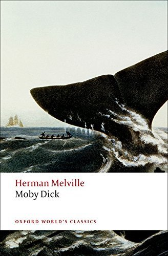 A Whale of a book - I finally read Moby Dick