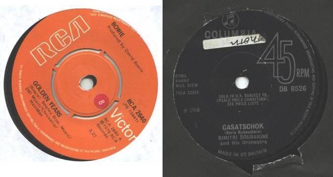 "Vinyl Memories - the 7"" single..."